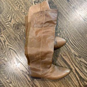 Chinese laundry OTK boots